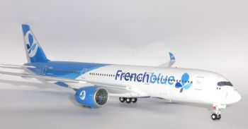 Airbus A350-900 French Blue Inflight 200 Diecast Collectors Model Scale 1:200 IF350BF001 E